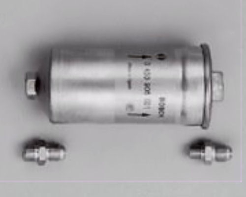 Nismo 17015-RR000 Fuel Filter & Connector Connector Universal ...