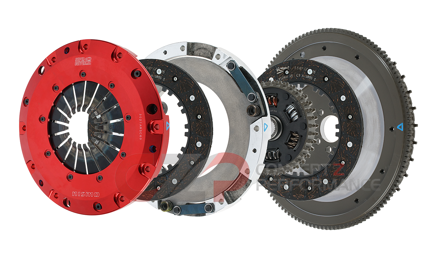 Powertrain :: Clutches :: Multi-Disc Clutches - Concept Z