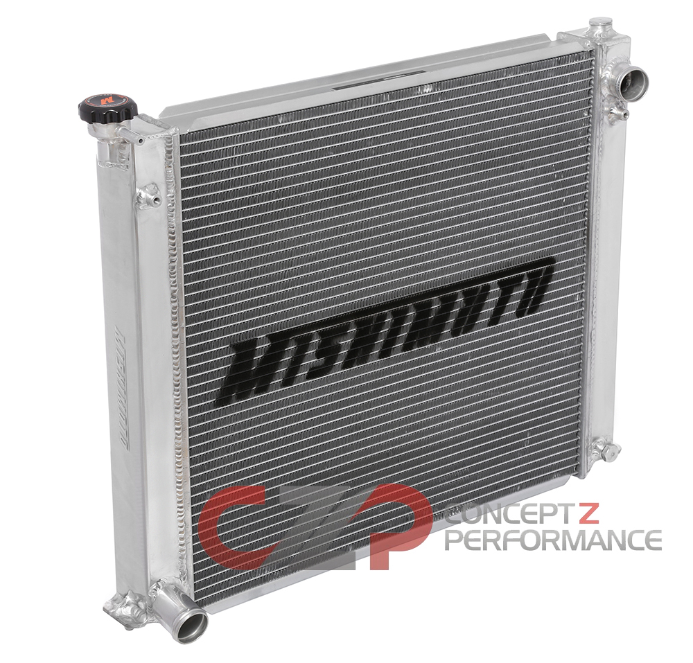Mishimoto Aluminum Racing Radiator - Nissan 300ZX Twin Turbo TT Z32