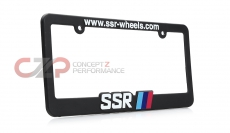SSR License Plate Frame