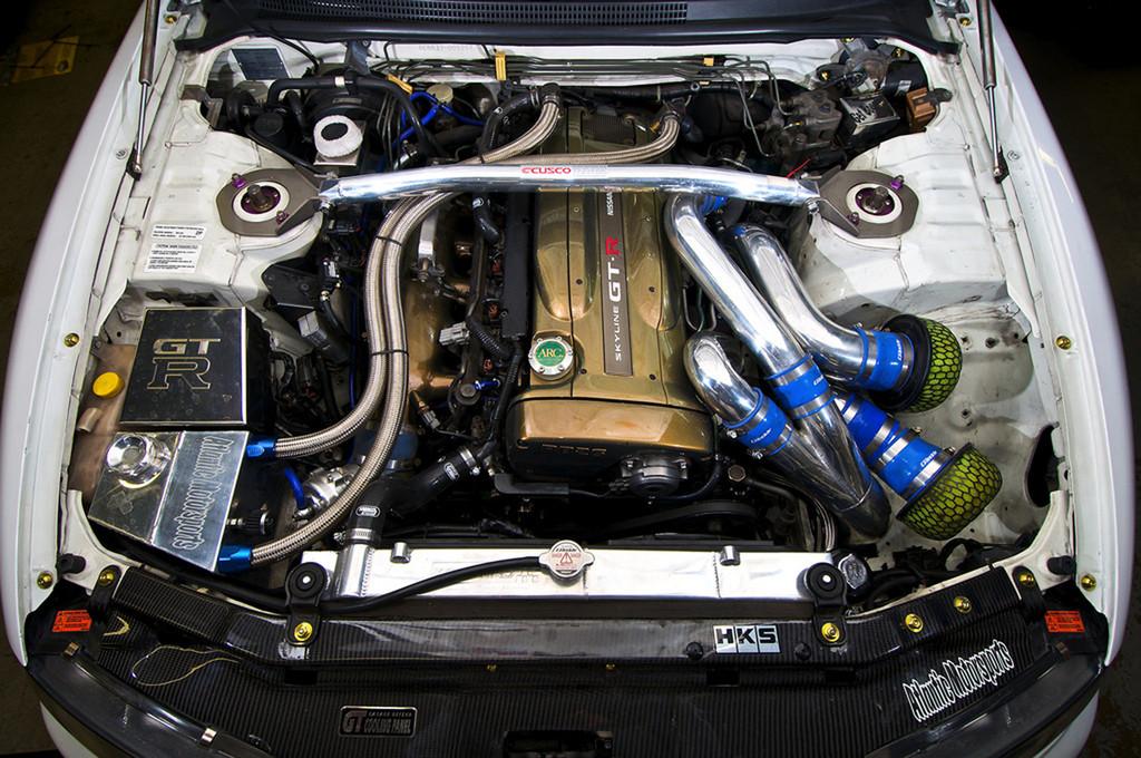 dress up bolts nis 037 ti titanium dress up kit engine bay nissan rh conceptzperformance com Nissan Skyline R31 Red and Black Nissan Skyline RB26