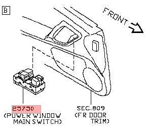 g35 window switch pt cruiser window switch wiring diagram