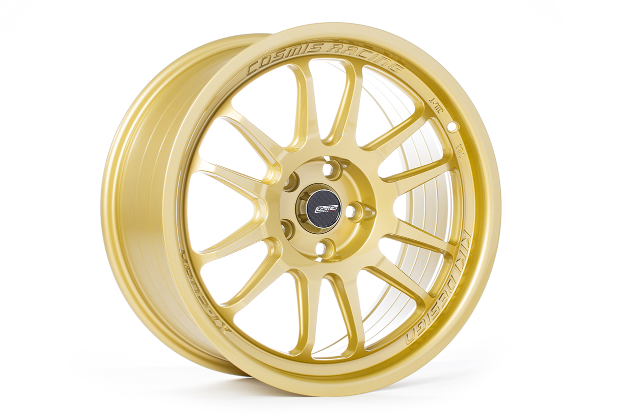 Cosmis Racing XT-206R Wheel Set - 18""