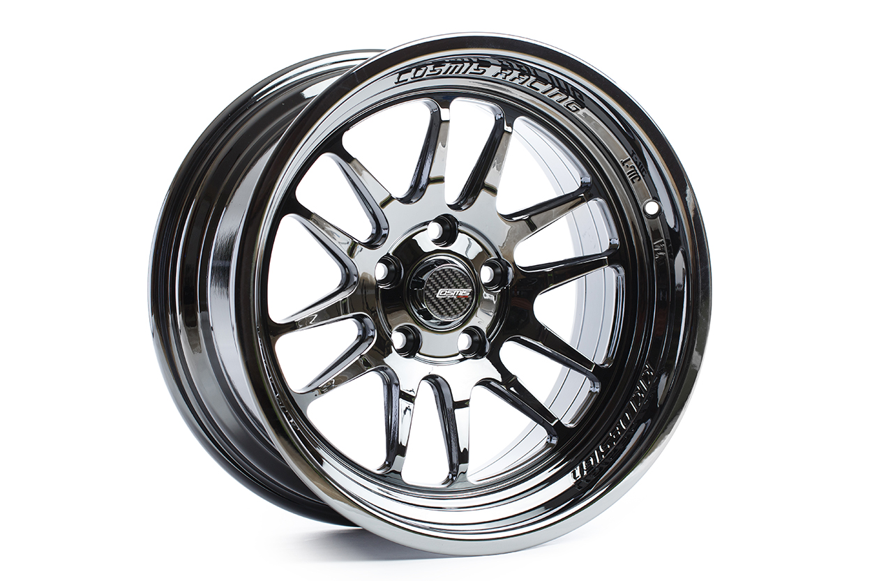 Cosmis Racing XT-206R Wheel Set - 17""