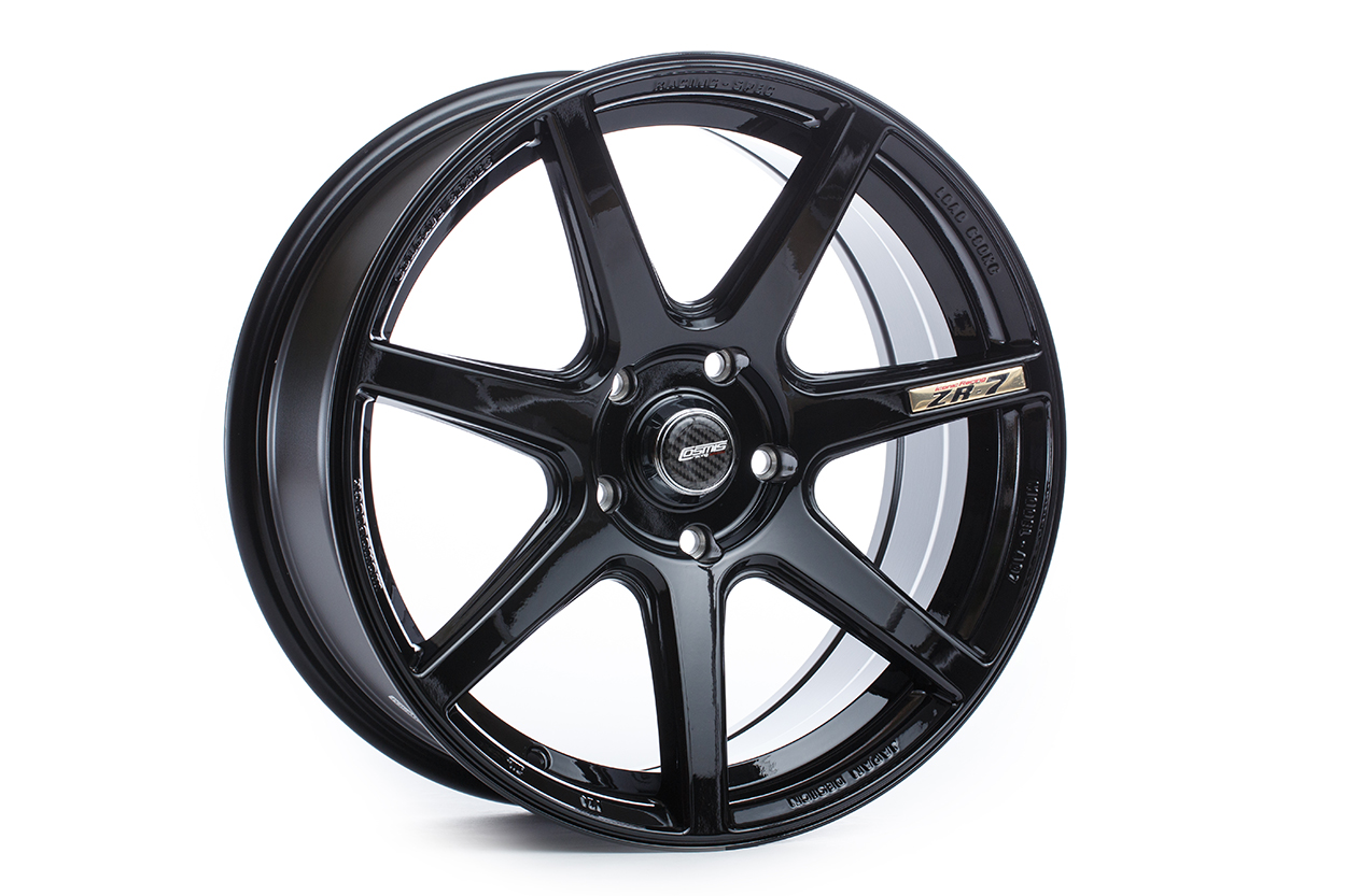 Cosmis Racing ZR-7 Wheel Set - 17""