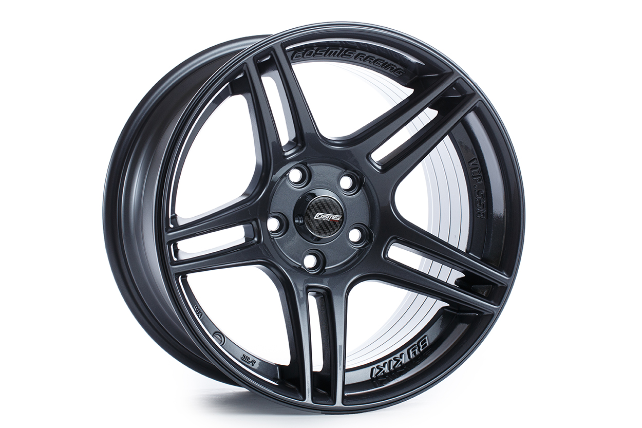 Cosmis Racing S5R Wheel Set - 17""