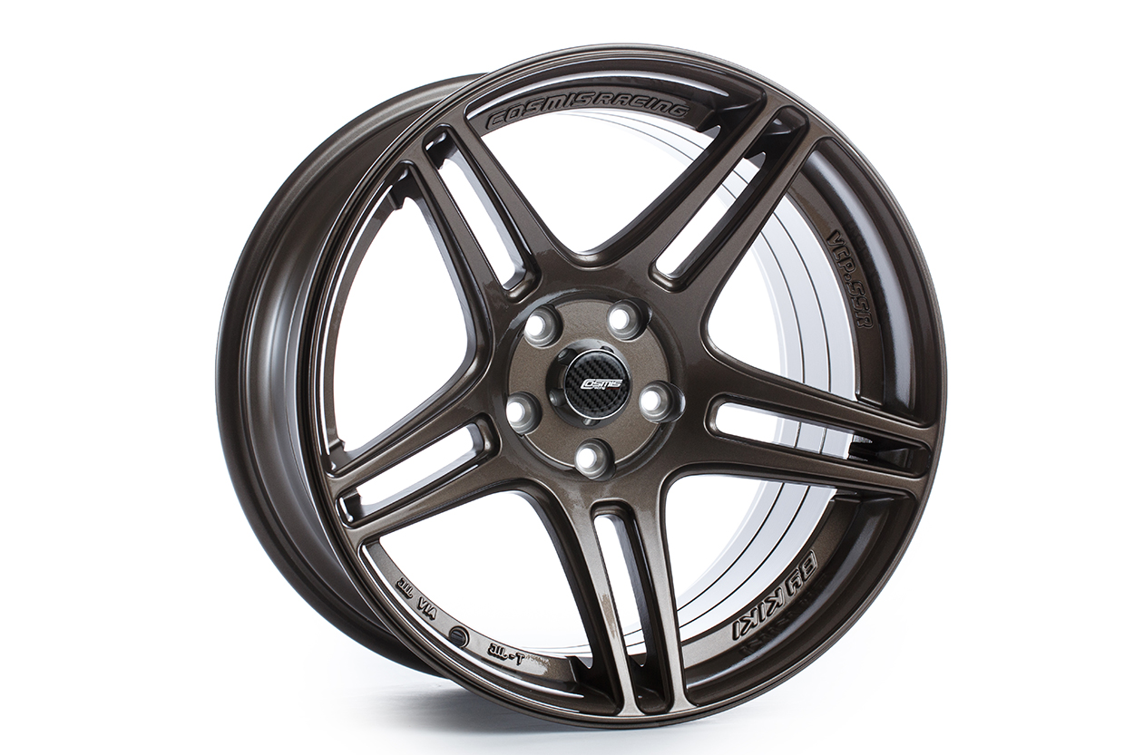 Cosmis Racing S5R Wheel Set - 18""