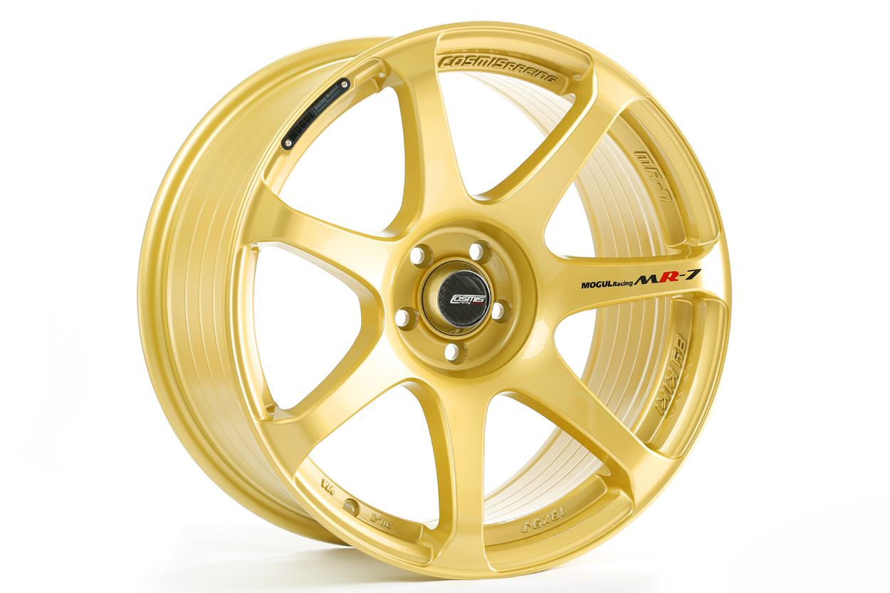 Cosmis Racing MR7 Wheel Set - 18""
