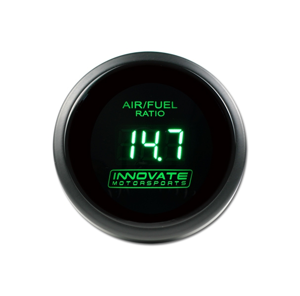 Innovate Motorsports 3872 DB-Series Air / Fuel Gauge, Green