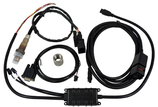 Innovate Motorsports 3881 LC-2 Digital WideBand Lambda Cable Partial Kit (8 ft.)