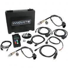 Innovate Motorsports 3807 LM-2 Digital Air/Fuel (Dual 2 Channel O2) Ratio Meter & OBD-II/CAN Scan Tool