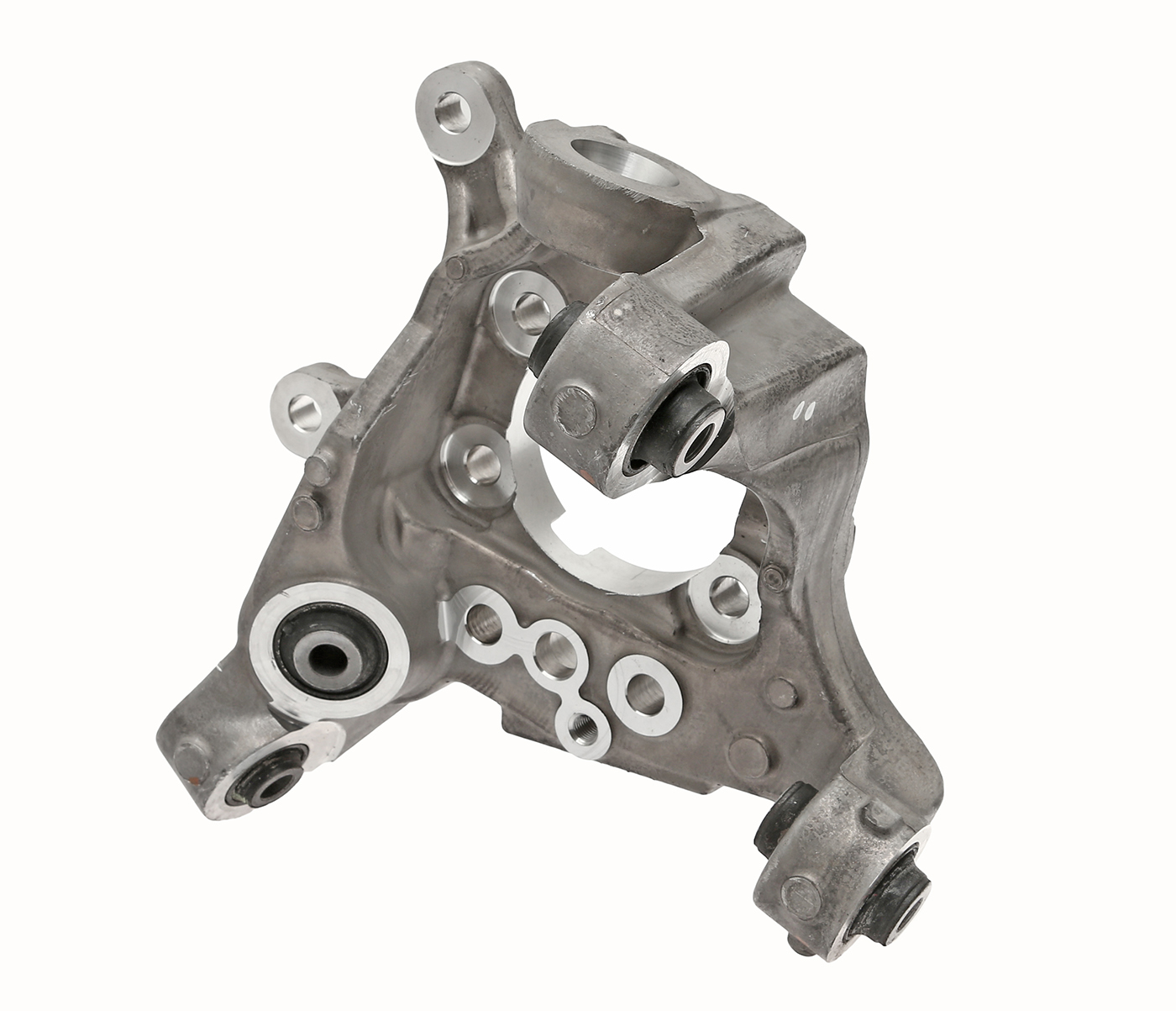 Car Spindle Assembly : Nissan infiniti oem al a rear spindle