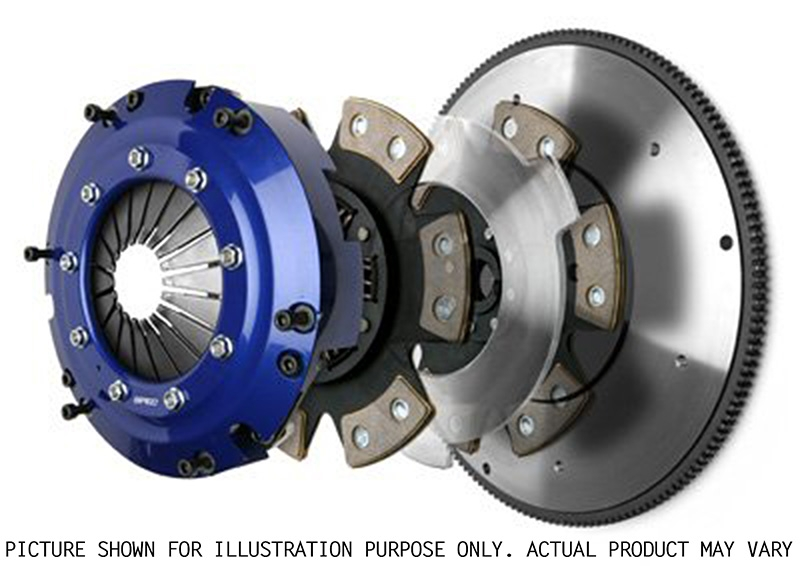 Spec Super Twin Disc Clutch Kit, P-Trim 980 ft/lbs, VQ35HR VQ37VHR - Nissan 350Z 370Z / Infiniti G35 G37 Q40 Q60