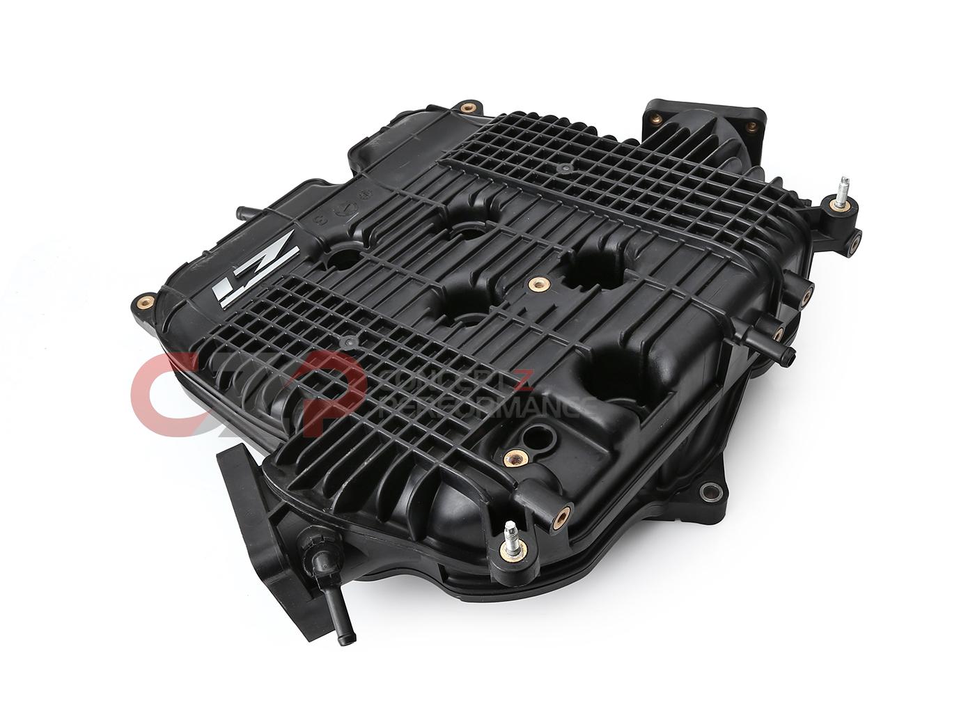 Z1 Motorsports Intake Plenum Power Mod - Nissan 370Z VQ37VHR Z34  Z1-14010-PRTD - Concept Z Performance
