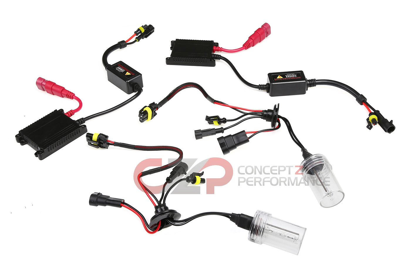 S14 Hid Wiring Not Lossing Diagram For Xenon Kit Body Electrical Lamps Lighting Concept Z Performance Rh Conceptzperformance Com Schematic