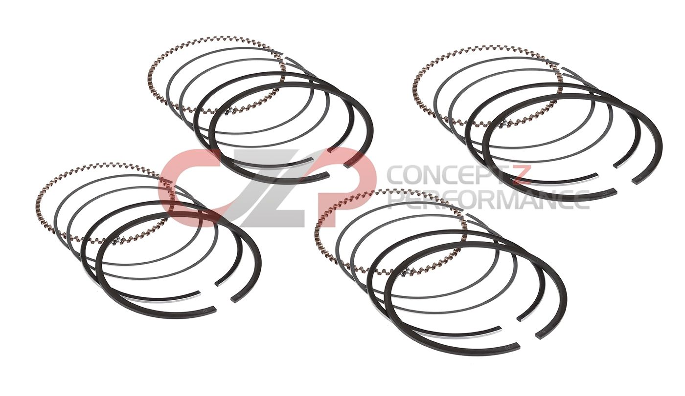 "Nissan OEM SR20DET Piston Ring Set, 0.20"" Oversized - Nissan 240SX S13 S14 S15"