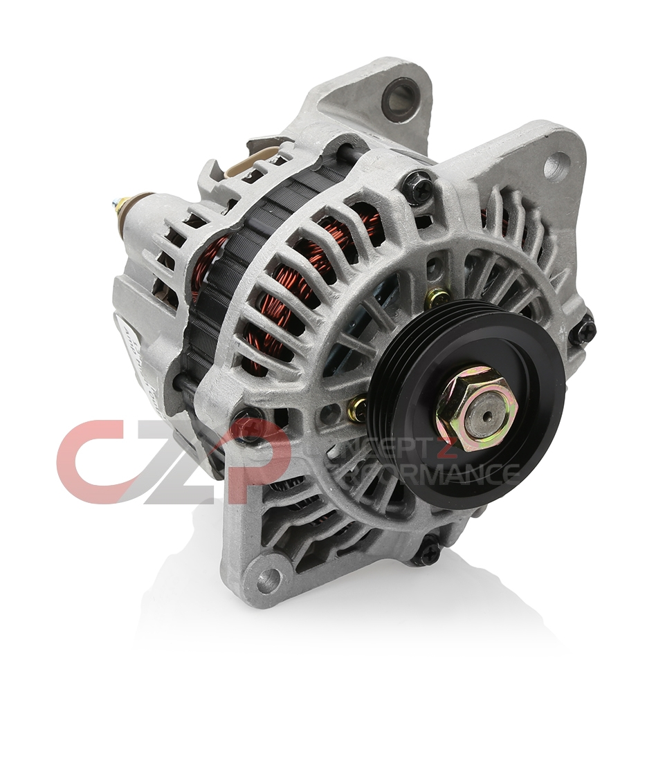 WPS High Output 200 AMP Alternator, Twin Turbo TT & Non-Turbo NA - Nissan 300ZX Z32