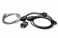 Spultronix SP-OBD2-100 DASH Series OBDII Cable Kit