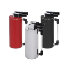 Mishimoto Universal Aluminum Small Oil Catch Can