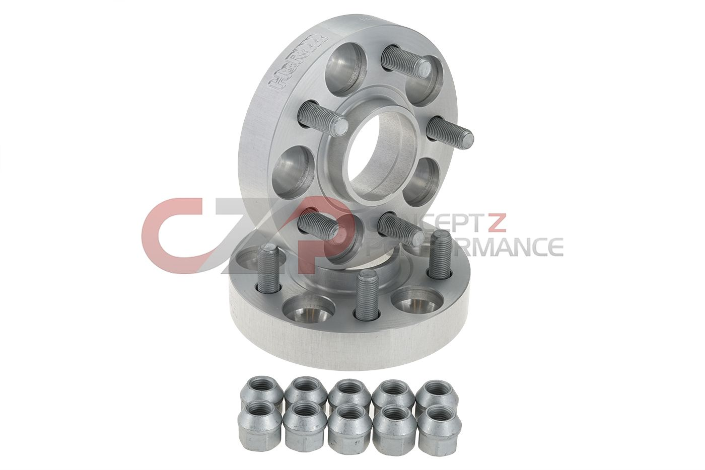 H&R Trak+ 25mm Wheel Spacer Kit 5x100 DRM Scion FR-S / Subaru BRZ