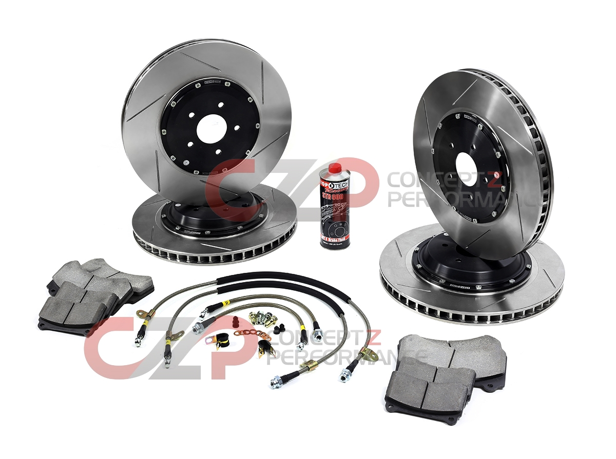 CZP Performance Upgrade Brake Package Kit - Nissan GT-R 12+ R35
