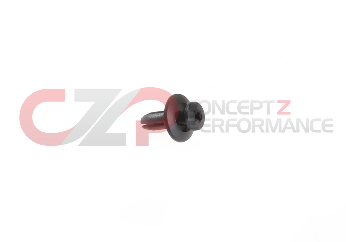Nissan OEM 300ZX Ventilation Duct Connecting Clip - 90-96 Z32