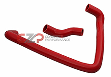 CZP Silicone Radiator Coolant Hoses, Upper and Lower - Nissan 300ZX 90-96 Z32