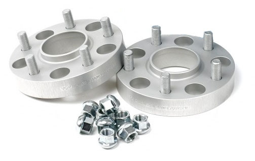 H&R Trak+ 20mm Wheel Spacer Kit 5 x 100 DRM Scion FR-S / Subaru BRZ