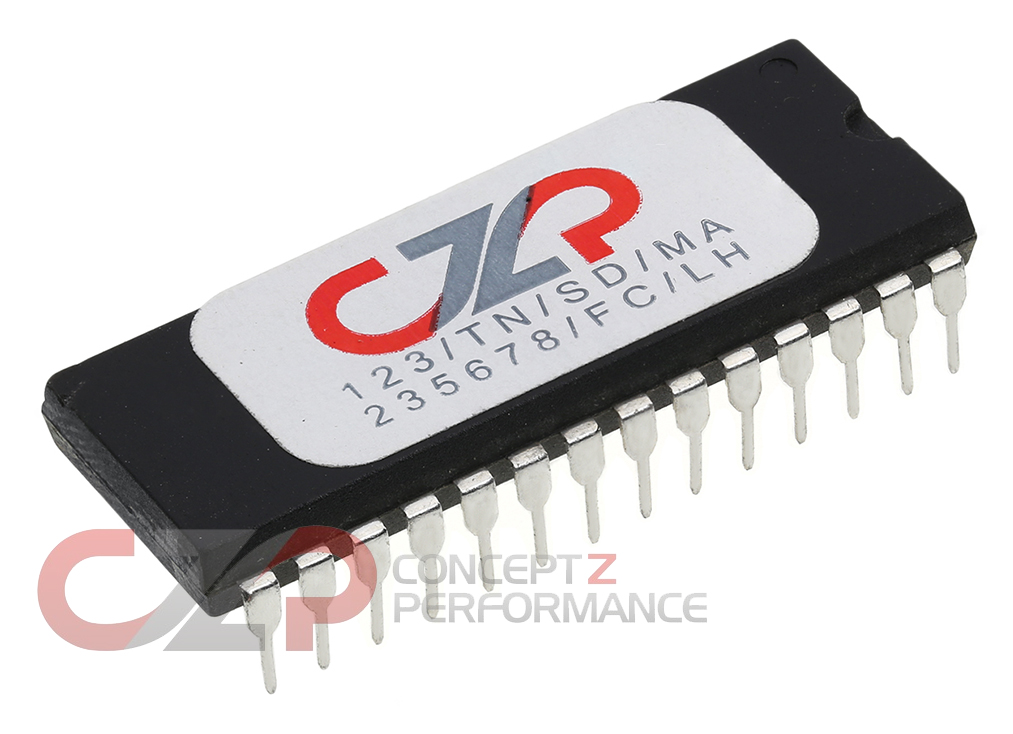 CZP 300ZX EPROM Chip ECU Upgrade - 90-92 Non-Turbo NA, 93 Convertible, 90-94 Twin Turbo TT Z32