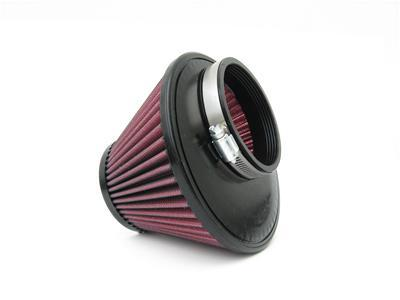 "Vortech Supercharger Air Filter, 3.5"" Flange, 3.7"" Offset -  Nissan 350Z 03-06 Z33"