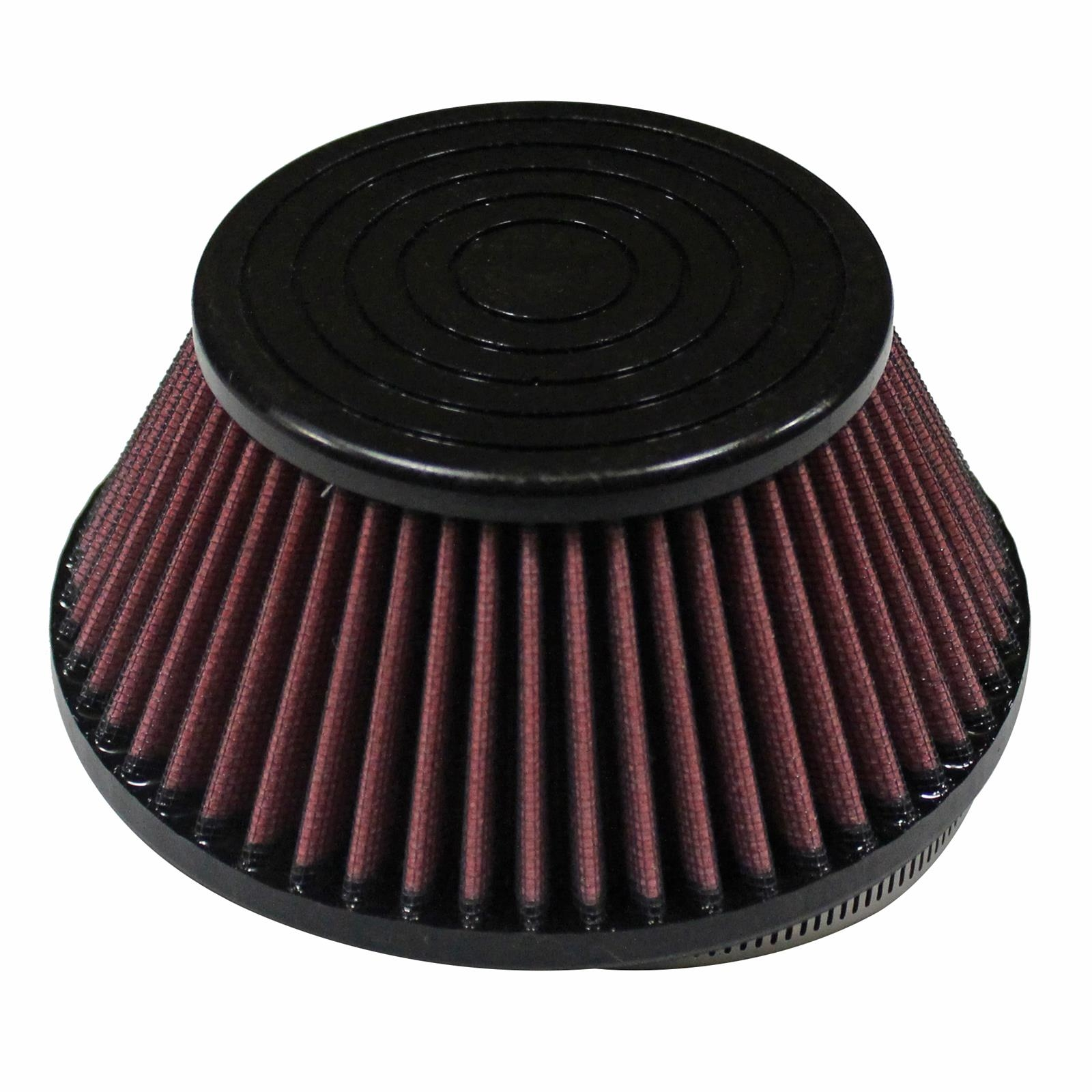 Supercharger Air Cleaner : Vortech supercharger air filter quot flange offset