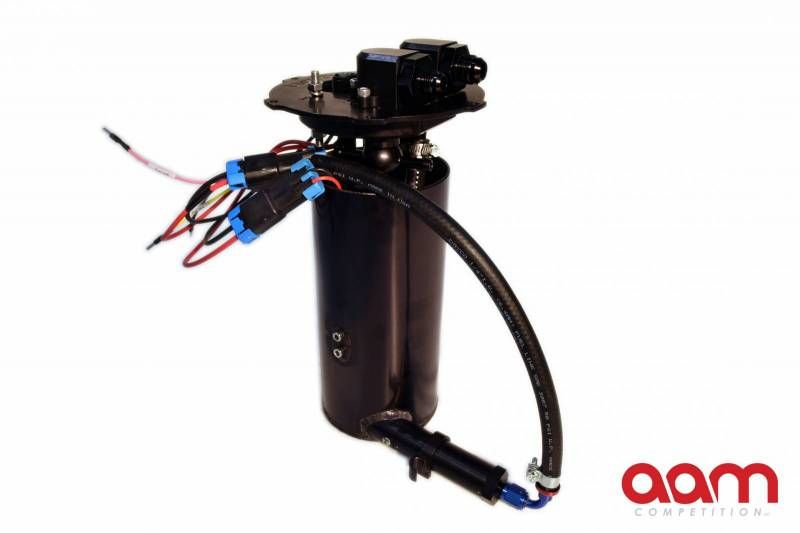 AAM Competition R-Line Twin Pump Fuel System - Nissan 370Z Z34
