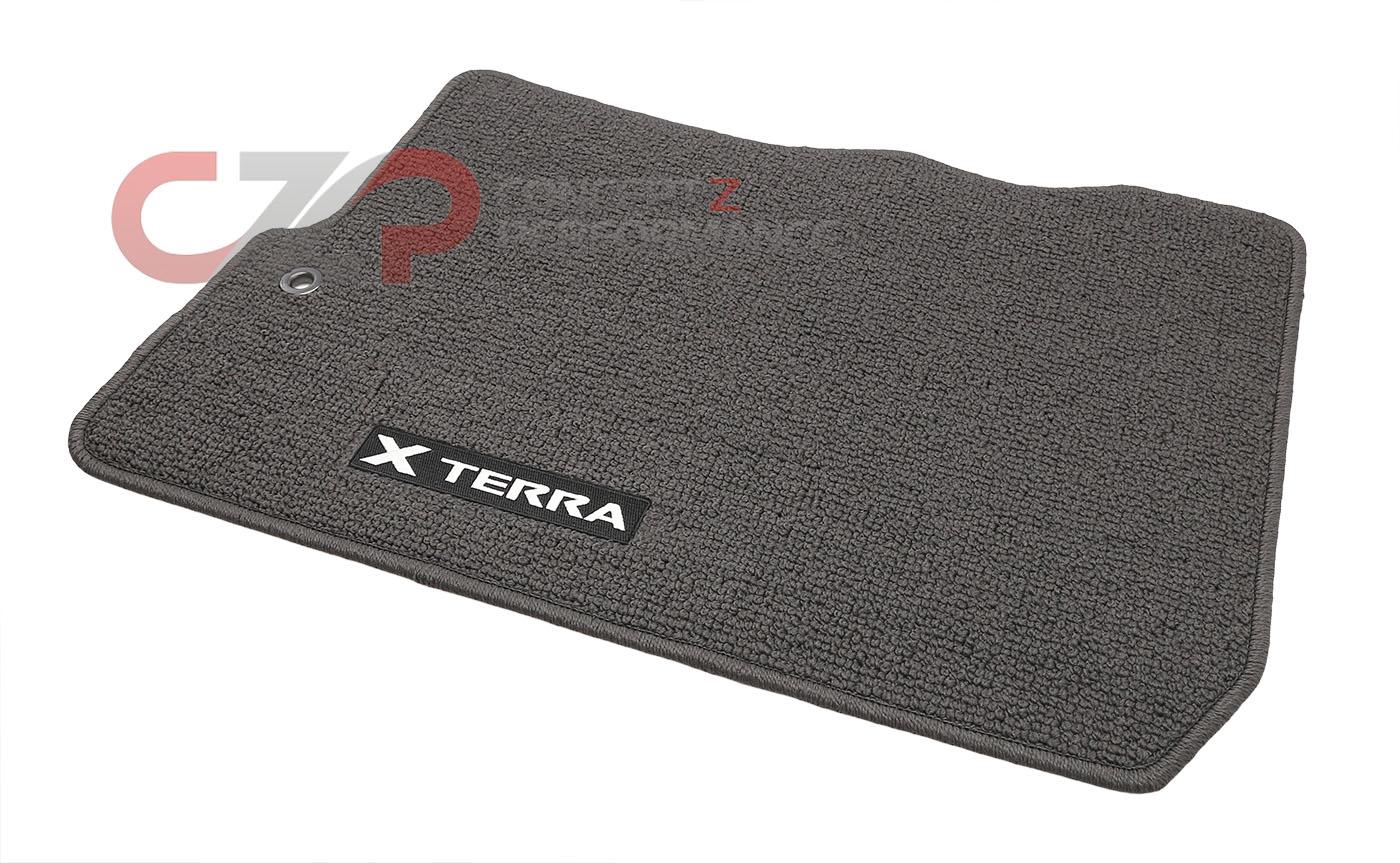 Floor mats xterra -  Nissan Oem Carpeted Floor Mats Charcoal Nissan Xterra 07 14