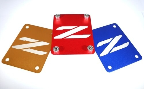 ZSpec Design PTU Relocation Plate Timing Cover, Billet - Nissan 300XZ Z32