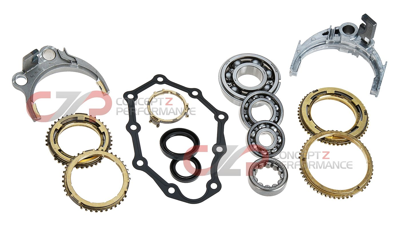 Array - nissan   infiniti nissan oem manual transmission rebuild kit   nissan      rh   conceptzperformance com