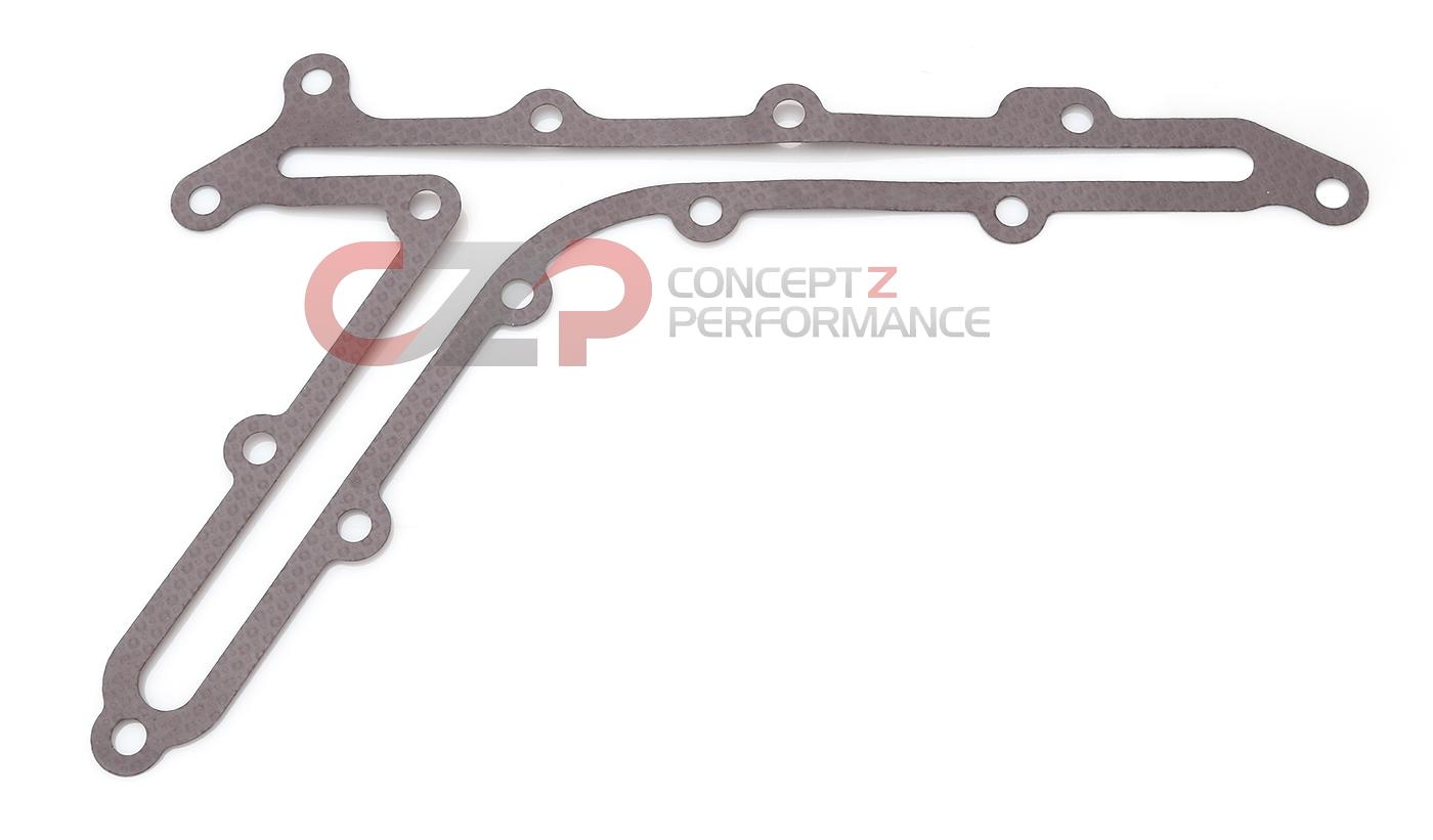 Nissan / Infiniti Nissan OEM Rear Timing Cover Oil Gallery Gasket, Upper  Large, VQ35HR VQ37VHR - Nissan 350Z 370Z / Infiniti G35 G37 Q40 Q60