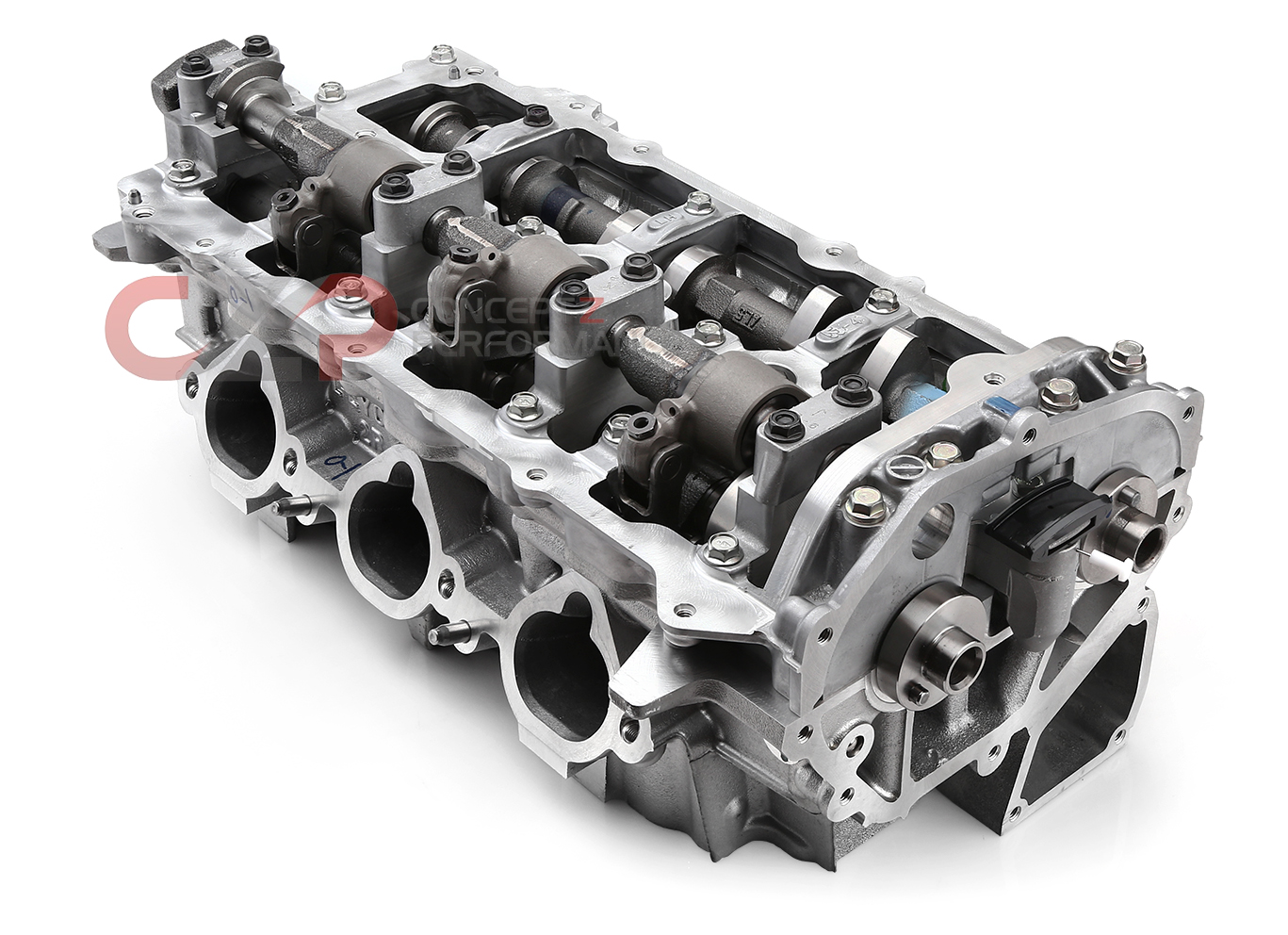 Cylinder Head Assembly : Engine cylinder head valve covers concept z performance