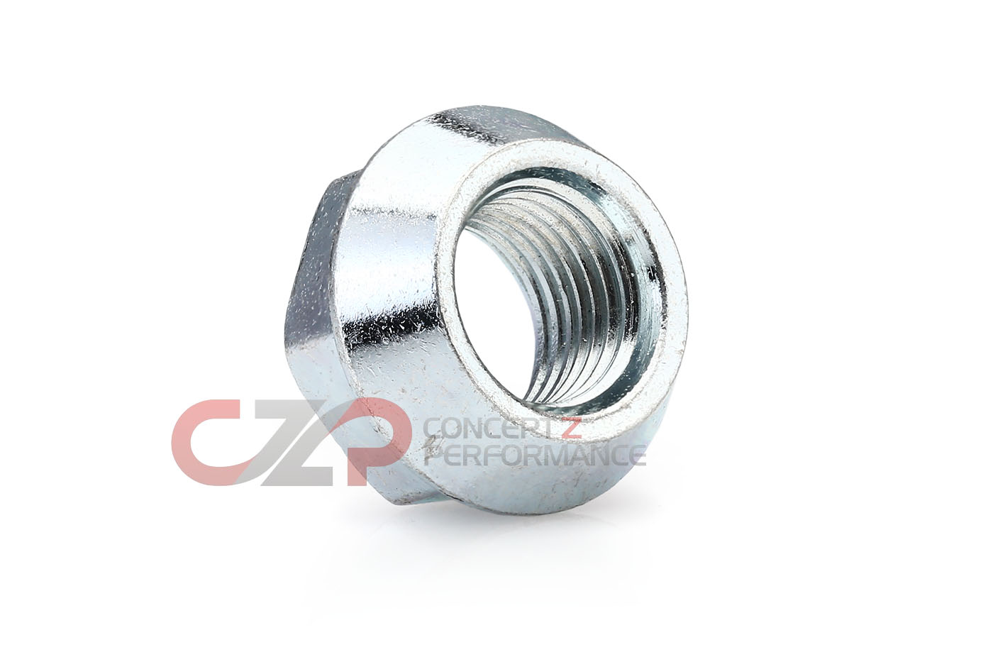 P2M Lug Nut M12x1.25, Short 12mm, 17mm Hex Head