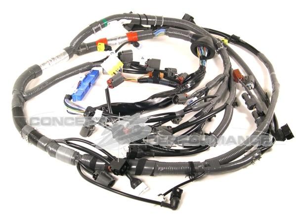 nissan infiniti nissan jdm oem efi wiring harness rhd nissan rh conceptzperformance com 300ZX Radio Wiring Diagram OEM Engine Wire Harness