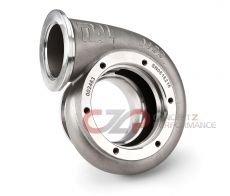 TiAL GT35 Lightweight Stainless Steel Turbine V-Band Housing .63 A/R, TiALVB3563