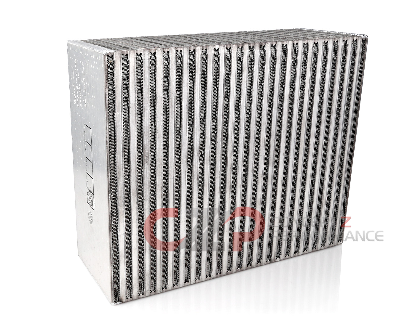 "Garrett Charge Air Intercooler, CAC (10.00"" x 12.27"" x 4.50"") - 375 HP"