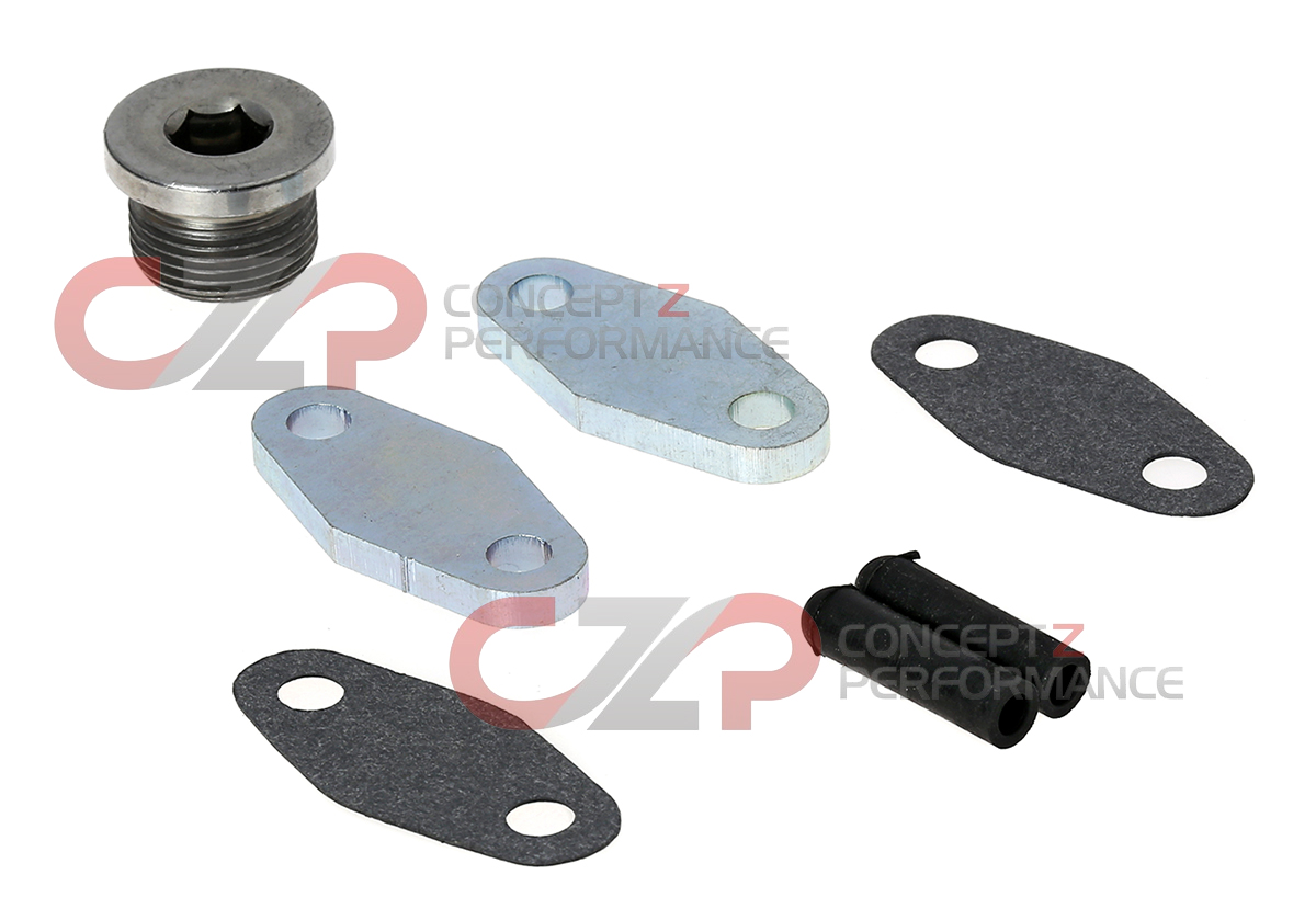 CZP EGR Elimination Delete Kit - Nissan 300ZX 90-96 Z32
