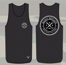 Boost Brigade Seal Tank - Black
