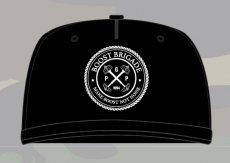 Boost Brigade Seal SnapBack - Black