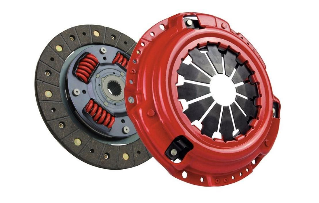 McLeod Racing Stage 1 Supremacy Street Tuner RSB Steelback Clutch Kit - Nissan 300ZX 90-96 Non-Turbo Z32