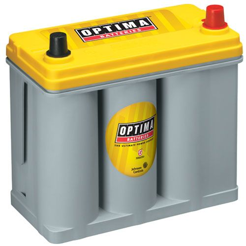 Optima YellowTop Deep-Cycle Racing Battery  - Nissan GT-R 09+ R35