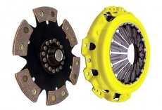 ACT NX8-HDR6 Heavy Duty Race Solid Unsprung 6-Puck Clutch Kit - Nissan 300ZX Twin Turbo TT Z32