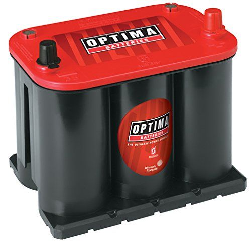Optima Batteries 35 RedTop Starting Battery - Nissan 300ZX 90-96 Z32