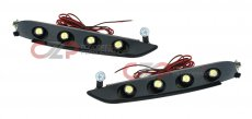 EVO-R LED Daytime Running Lights DRL for 2015+ Nismo Bumper - Nissan 370Z 2015+ Z34