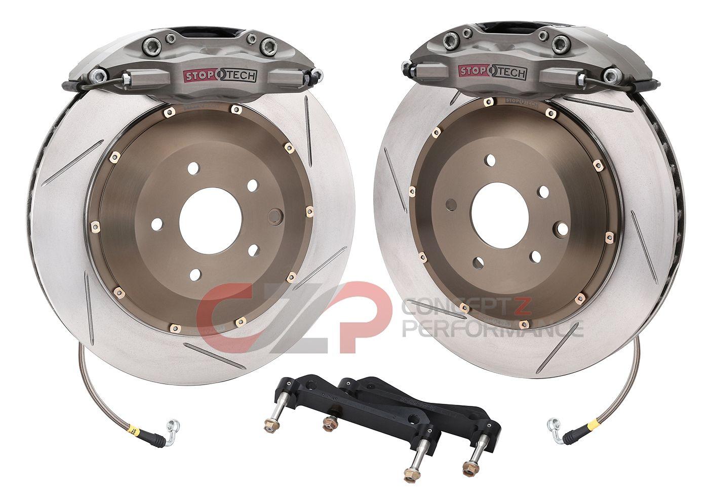 1 Pack StopTech 83.B42.0047.71 Big Brake Kit
